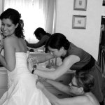 wedding's time