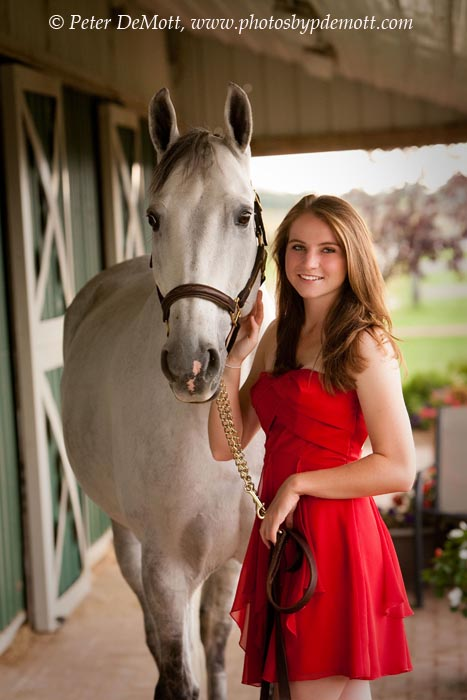 Megan6330FB Spring is almost here and so is on location senior portrait season and equine portrait season
