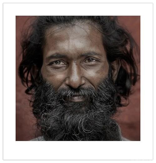 Street Portrait - Old Delhi, India, 2010 (©Ian Mylam)