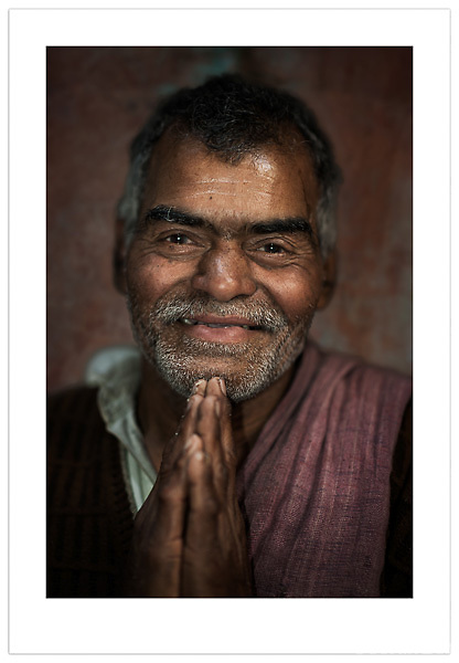 Portrait of a street vendor, Chandni Chowk, Old Delhi, India (Ian Mylam/© Ian Mylam (www.ianmylam.com))
