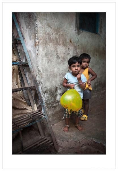 Dharavi Slum, Mumbai, 2012 (© Ian Mylam)