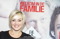 NLD/Amsterdam/20141116 - Premiere Welkom in de Familie, Lone van Roosendaal (Anneke Janssen/foto: Anneke Janssen)