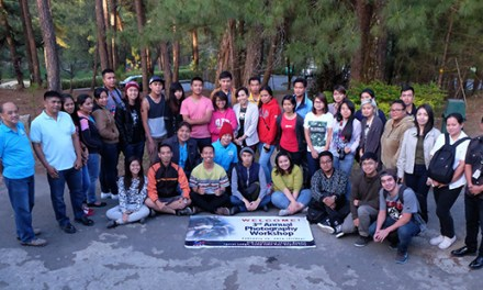FPPF Holds Panagbenga Workshop in Baguio