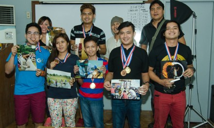Winners Batch 7 Sat Basic Photography April 30-May 28, 2016