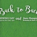 Lancaster New City:   FREE Basic Photography Workshop and Photo Contest