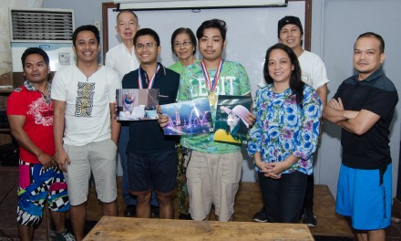 Winners Batch 18 Sat Basic Photography Nov 12-Dec 10, 2016