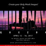 Holy Week in Mulanay