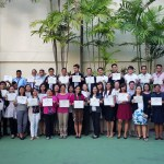 FPPF Holds Photography Workshop at Metrobank Foundation