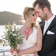 {weddings&styled} Maritime Hochzeitsinspiration auf See – Hochzeitsfotografen auf Reisen