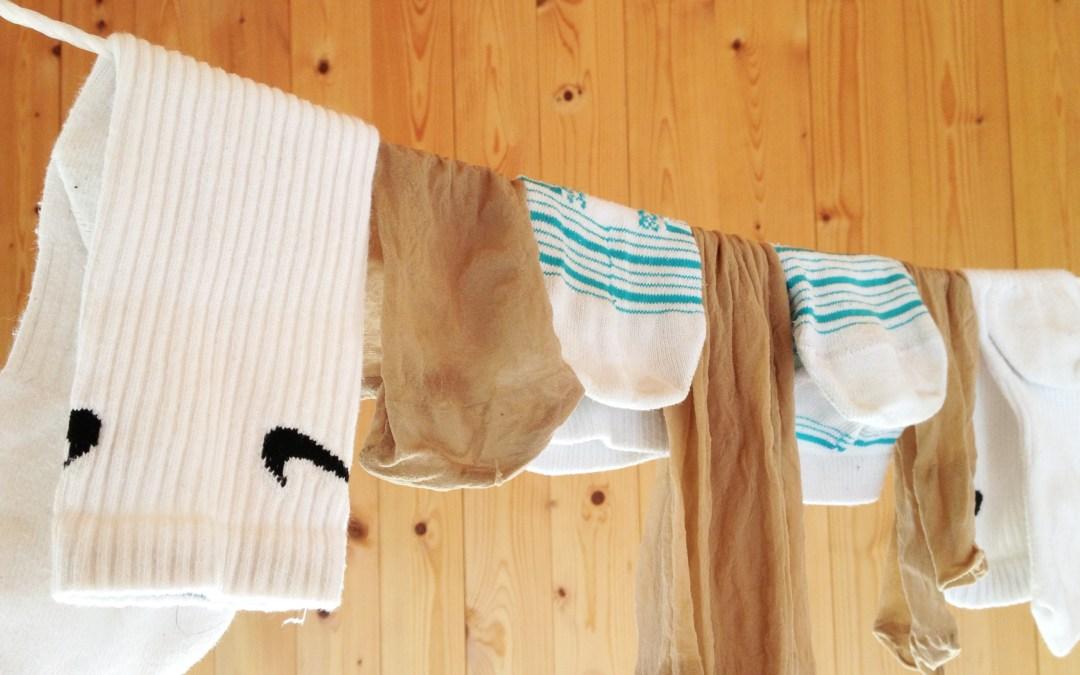 Strümpfe und Socken