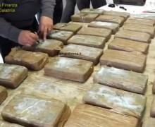 Gioia Tauro Porto, sequestrati novantuno kg di cocaina