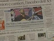 Rassegna Stampa 28 Maggio 2015
