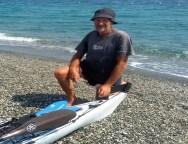 San Ferdinando, il giro della Calabria in kayak fa tappa alle Dune Blu Resort
