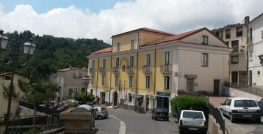 il municipio di Serrastretta