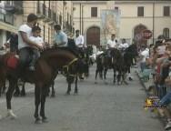 Oppido Mamertina, primo Raduno Equestre