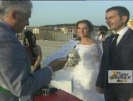 San Ferdinando, celebrato alle Dune Blu resort il primo matrimonio sulla spiaggia. VIDEO
