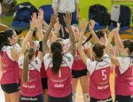Volley, La Golem Palmi all'assalto della Beng Rovigo.