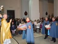 """San Ferdinando, prosegue il progetto """"La fame del nostro vicino""""."""