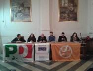 Cinqefrondi: convegno dei giovani democratici sul tema della pace
