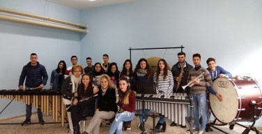 Studenti Musicale Albanese e Nicolosi