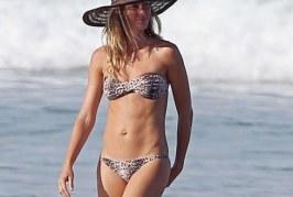 Gisele Bundchen en Bikini en las playas de Costa Rica