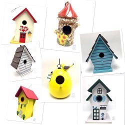 Small Of Decorative Bird Houses