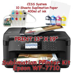 Small Crop Of Epson Sublimation Printers