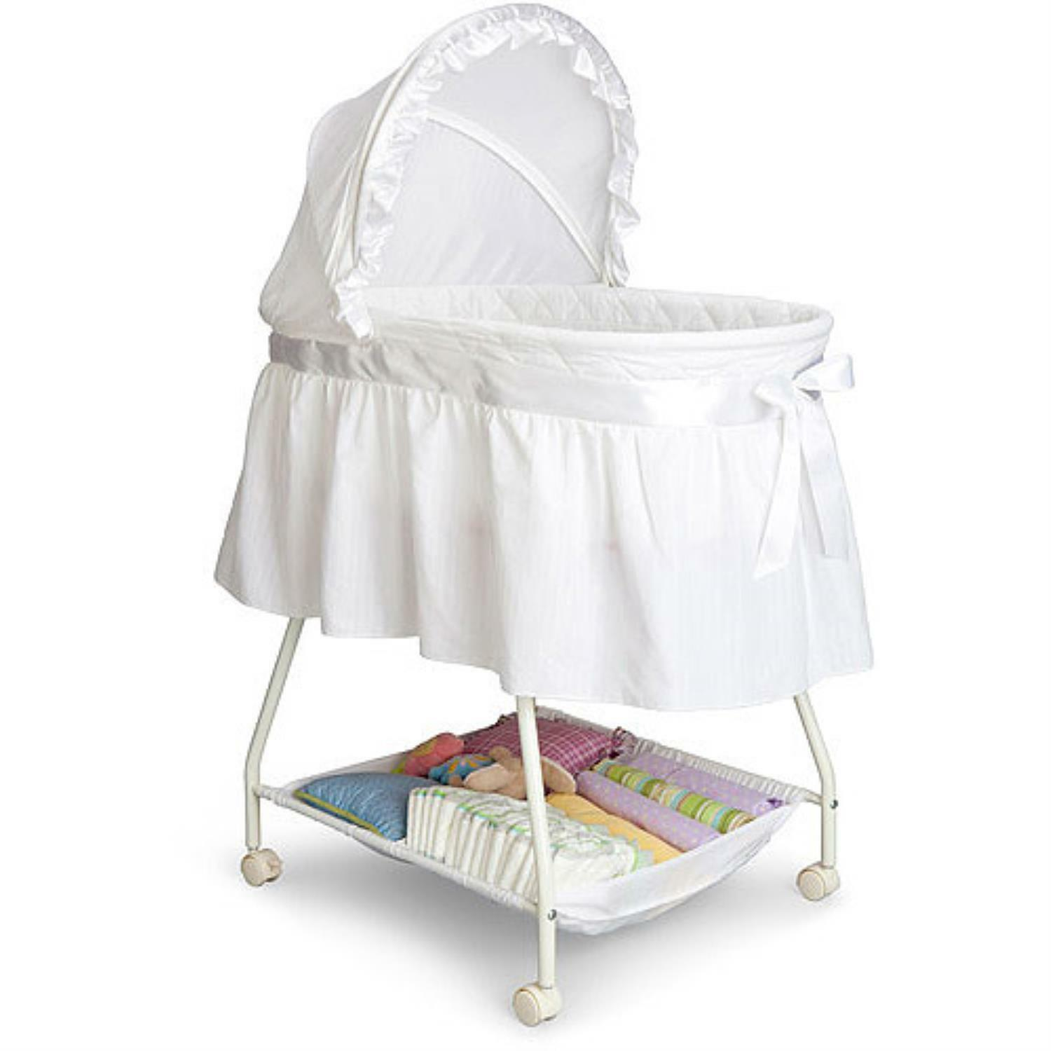 The Of Available Baby Bassinet Baby Infant Cradle Newborn Crib Wheels Portable Bassinets Cradles Baby Bassinets Cradles houzz-02 Bassinets And Cradles