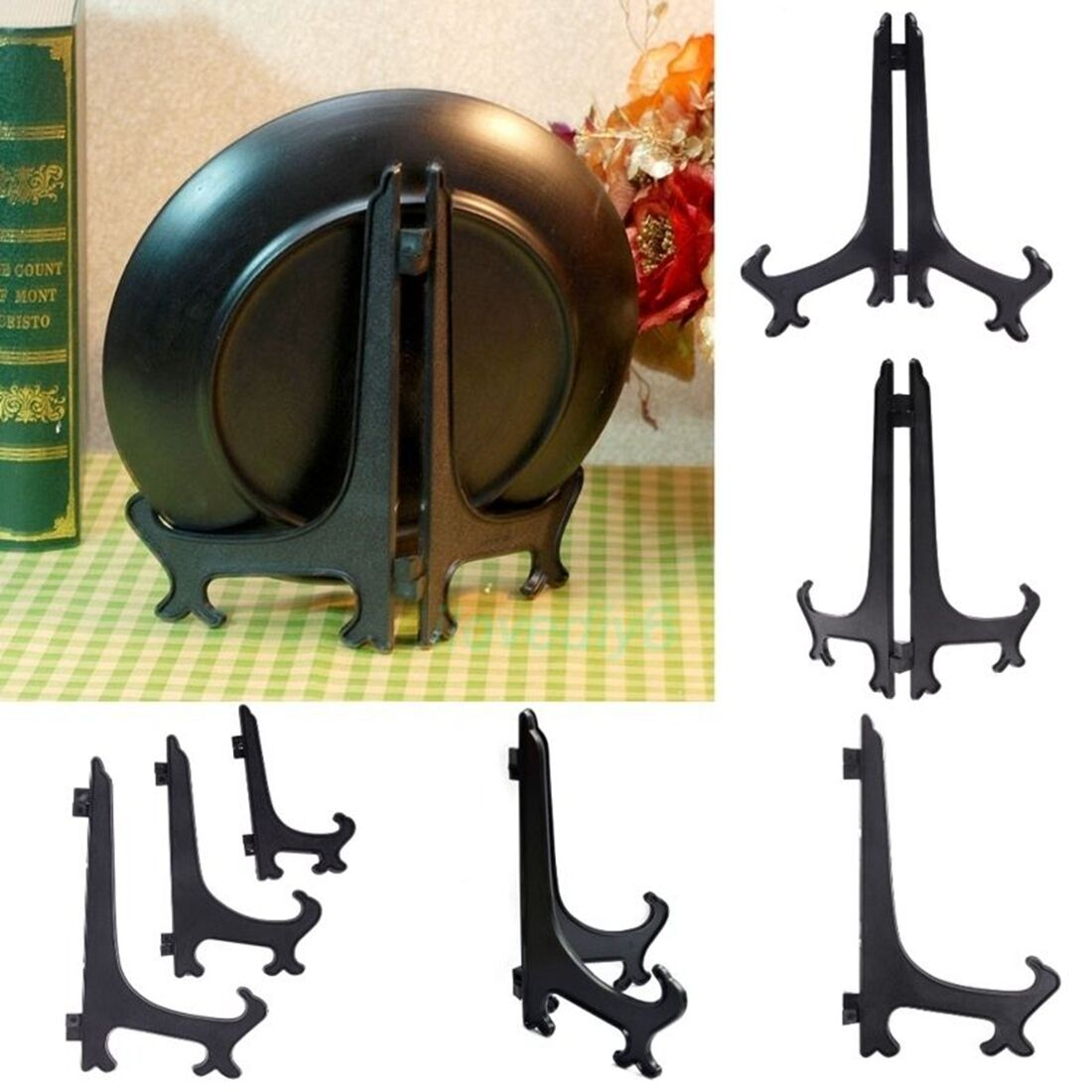 Arresting 5pc Hot 3 5 7 9 Easel Stand Plate Pedestal Plate Display Stands South Africa Plate Display Stands Ikea houzz 01 Plate Display Stands