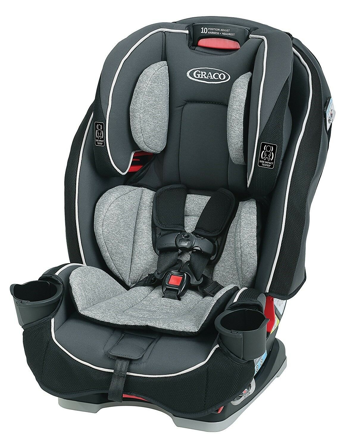 Fullsize Of Graco Nautilus 65 3 In 1 Harness Booster