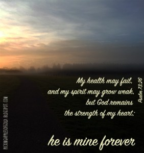 Strength of My Heart