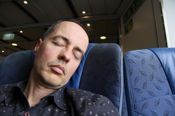 How to get to sleep