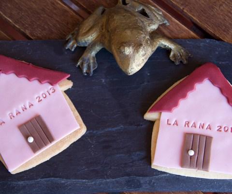 Inauguración de La Rana