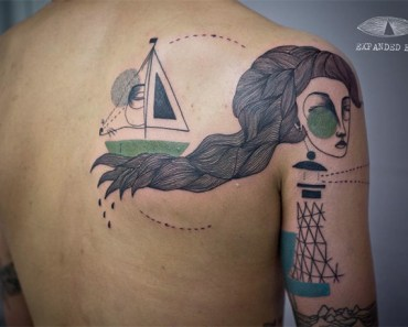 Tattoos by Art Collaborators 1