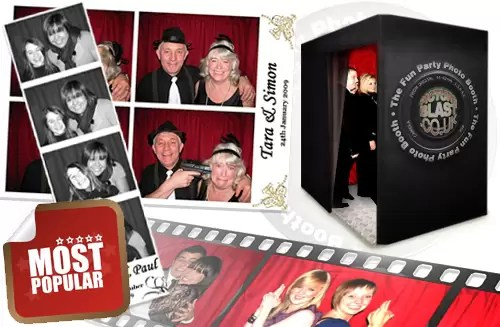 Chritsmas UK Photo Booth Hire