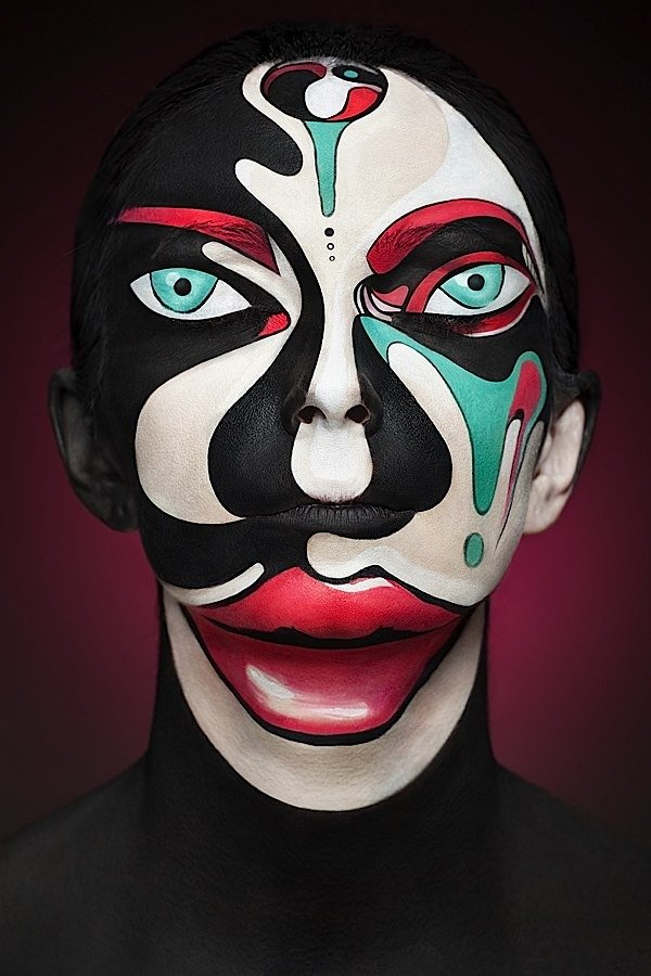 3FE Alexander Khokhlov photography | Art of Face
