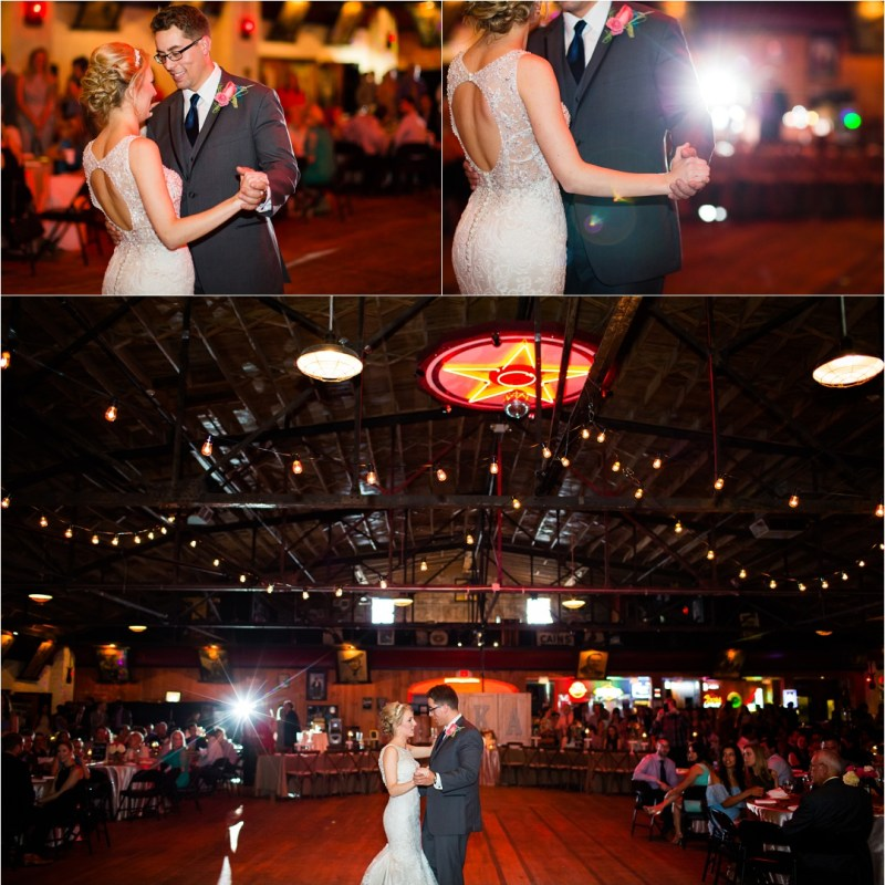 Christ the King Catholic Church Wedding Cain's Ballroom Reception Tulsa Oklahoma_0045