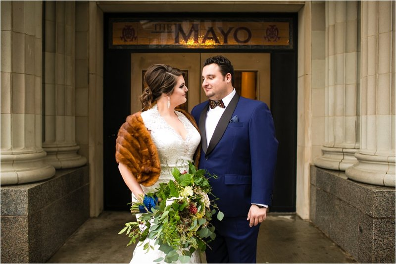 Mayo Hotel Wedding Tulsa Oklahoma Picturesque Photos by Amanda_0029