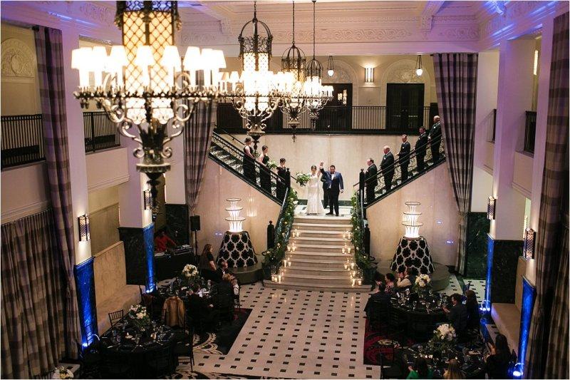 Mayo Hotel Wedding Tulsa Oklahoma Picturesque Photos by Amanda_0050
