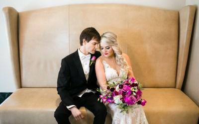 Ashley + Aaron | Mayo Hotel Wedding