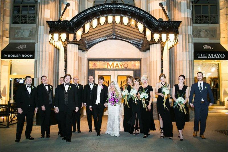 Mayo Hotel Wedding Tulsa Oklahoma Picturesque Photos by Amanda_0055