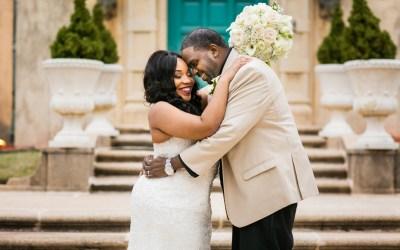 Mia + Calvin | Dresser Mansion Wedding | Tulsa, Oklahoma