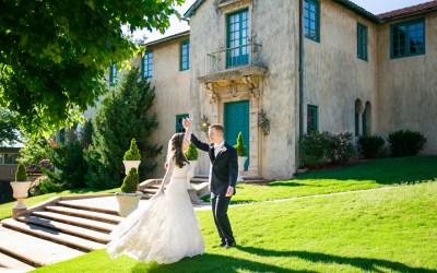 Maegan + Mitchell   Dresser Mansion Wedding   Tulsa, Oklahoma