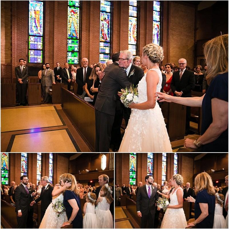 Christ the King Parish Wedding The Bond Reception Tulsa Oklahoma Picturesque Photos by Amanda_0043