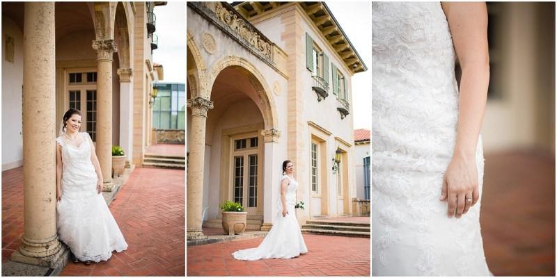 Philbrook Museum of Art Wedding Bridal Picturesque Photos by Amanda_0019