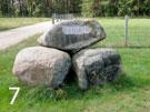 Māju nosaukums kalts akmenī