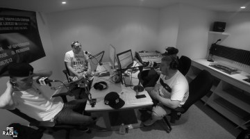 Raptor Warhurst Talks Don't Flop, Battle Rap, Freestyle, Mosh Team & Album On Pie Radio
