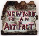 New York Is an Artifact