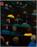 Audience in Green