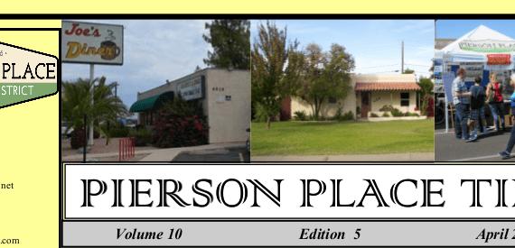 Pierson Place Times 4-15
